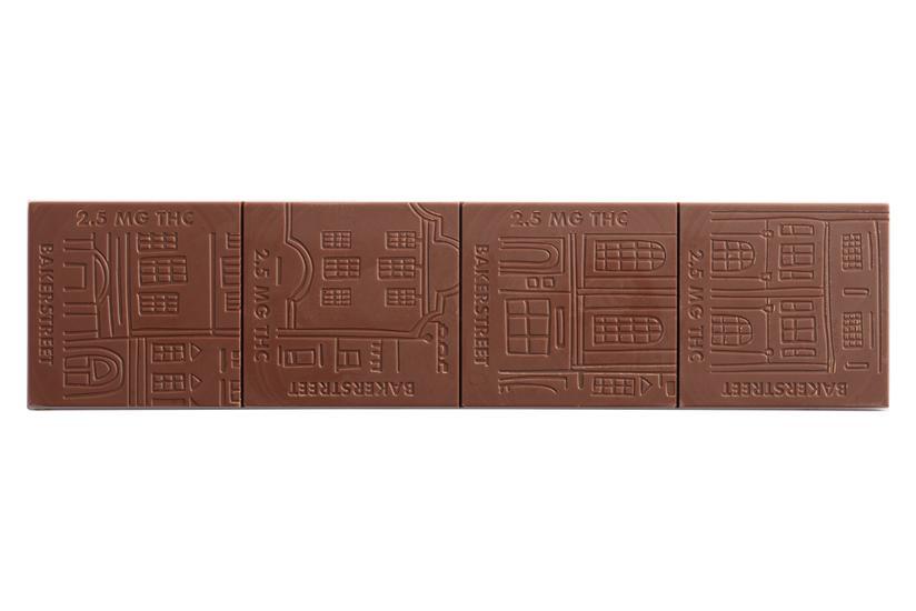 Tweed Chocolate Edible